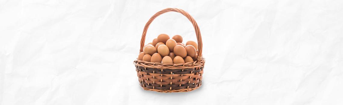 imagem do post O risco de por todos os ovos na mesma cesta
